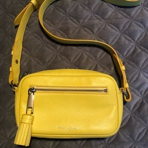 Marc Jacobs Yellow Crossbody Bag *Brand New*